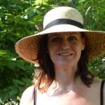 Mevrouw met hoed